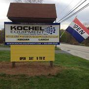 Kochel Equipment Co Inc, Elverson PA