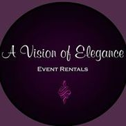 A Vision of Elegance Event Rentals, LLC, Columbus OH