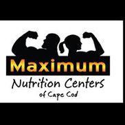 Maximum Nutrition Centers of Cape Cod, Mashpee MA