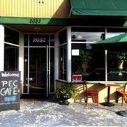 PEC CAFE, Pasadena CA