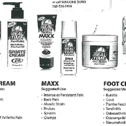 Real Time Pain Relieving Creams (RTPR). www.RTPR.com/offer/7f377a44, West Hempstead NY