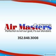 Air Masters of Hernando, Brooksville FL