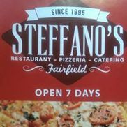 Steffano's Pizzeria Restaurant, Fairfield CT