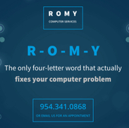Romy Computer Services, Parkland FL