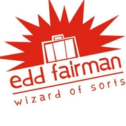 Edd Fairman Wizard Of Sorts, Chicago IL