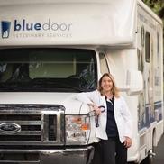 Blue Door Mobile Veterinary Services, Portland OR