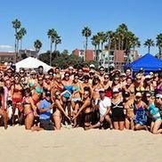 Perry's Ocean Park Ladies Open, Lingerace, Mens 4s, Santa Monica CA