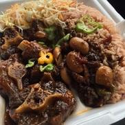 Audrey's Jamaican Cuisine, Sarasota FL