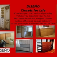 Diseno, Closets For Life
