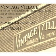 1397585779 vintage village new business card