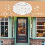 Wallflower Pottery Art Gallery, Warwick RI