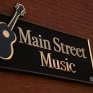 Main Street Music, East Greenwich RI