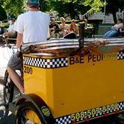B&E Pedicabs, Provincetown MA