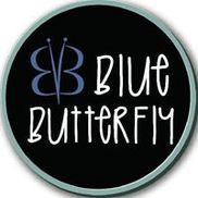 Blue Butterfly, Concord MA