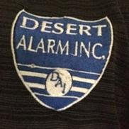Desert Alarm, Palm Desert CA