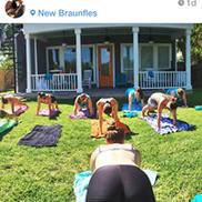 Becca Does Yoga, Austin TX