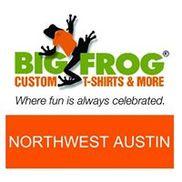 Big Frog Custom T-Shirts & More, Austin TX