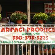 Scarpacis Produce, Warren OH