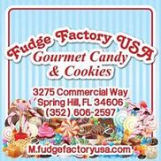 Fudge Factory USA, Spring Hill FL