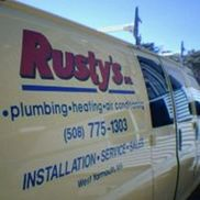 Rusty's Inc. Plumbing, Heating, and Air Conditioning, West Yarmouth MA