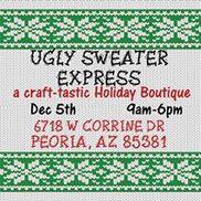 Ugly Sweater Express, Peoria AZ