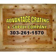 Advantage Crating & Supply Co, Aurora CO