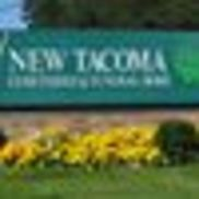 New Tacoma Cemeteries, Funeral Home & Crematory, University Place WA