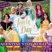 Lovely Day Events Pittsburgh Princess Parties and Photography, Murrysville PA