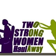 2 Strong Women Haul Away, Oakland CA