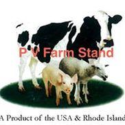 P V Farm Stand, North Scituate RI