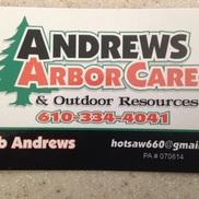 Andrews ArborCare, Boyertown PA