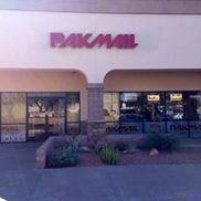 Pak Mail Superstore, Phoenix AZ