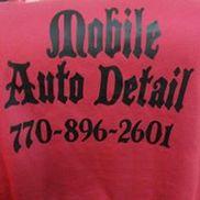 Mobile Auto Detail Of South Atlanta Griffin GA