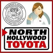 North Hollywood Toyota - Los Angeles Toyota Dealer, North Hollywood CA