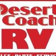 Desert Coach RV, St George UT