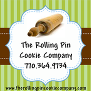 The Rolling Pin Cookie Company, Lawrenceville GA