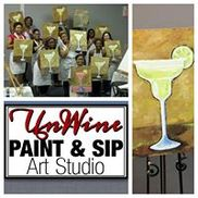 UnWine, Paint and Sip, Columbia SC
