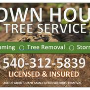 Brown Hound Tree Service, Roanoke VA