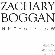Zachary M. Boggan, Attorney at Law, Kingsport TN