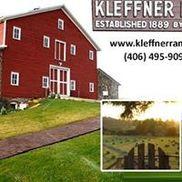 Kleffner Ranch, East Helena MT