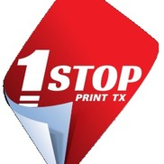 1 -Stop Print & Office Supply, Richardson TX