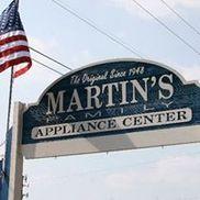 Martin's Family Appliance Center, Gainesville FL