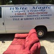White Magic Carpet Cleaning, South Daytona FL