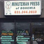 Minuteman Press Marketing & Printing Services, Bohemia NY
