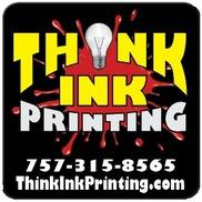 Think Ink Printing, Chesapeake VA