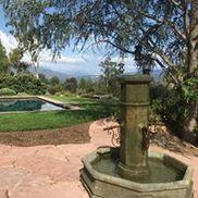 Fountains Garden Art