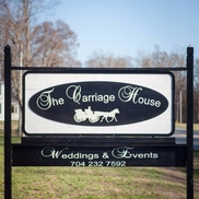 The Carriage House wedding venue, Indian Trail NC