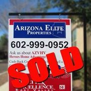 Bill Salvatore and Your Valley Property team  with Arizona Elite Properties, Gilbert AZ