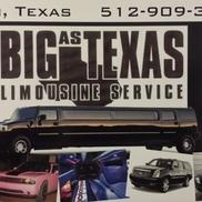 Big as Texas Limousine, Pflugerville TX