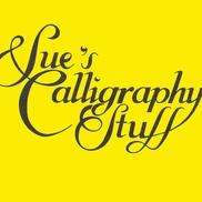 Sue's Calligraphy Stuff, Acton MA